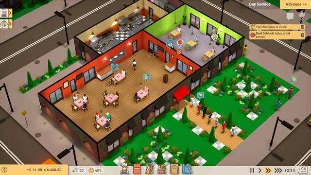 模拟餐厅经营游戏推荐