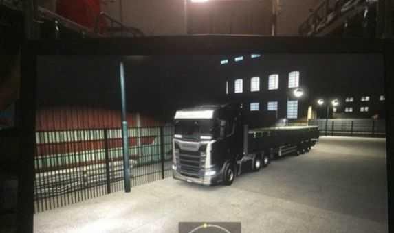欧洲卡车拉货王