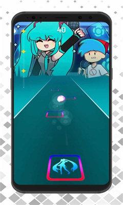 初音未来节奏跳跃游戏下载-初音未来节奏跳跃完整版下载
