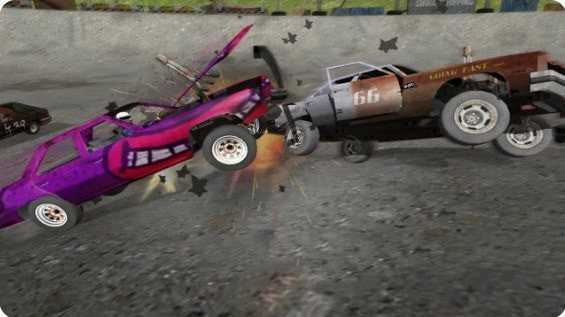 赛车碰撞比赛游戏下载-赛车碰撞比赛最新版下载