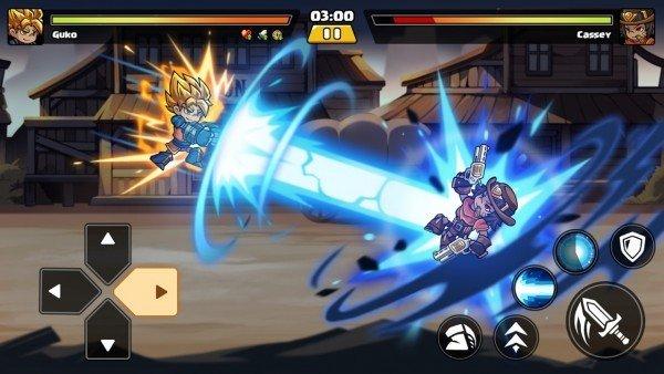 超級勇士戰斗英雄安卓版下載-超級勇士戰斗英雄下載