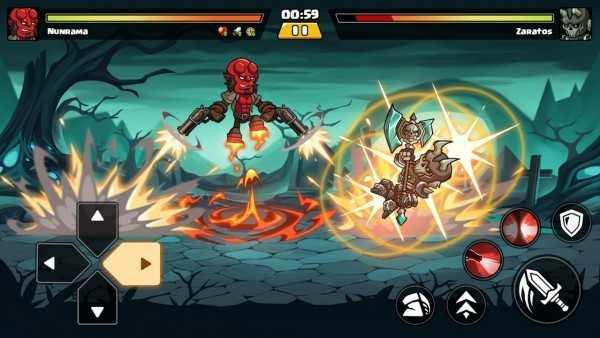 超級勇士戰斗英雄