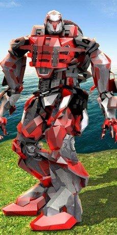 野熊改造機器人游戲下載-野熊改造機器人最新版下載